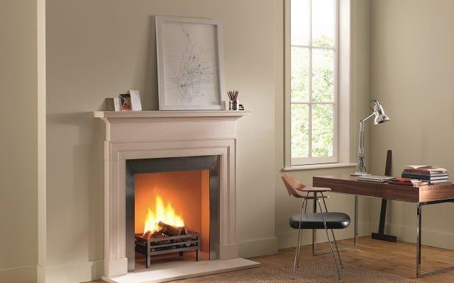 Chesneys Dakota Limestone Fireplace Fenton Fires Fireplace