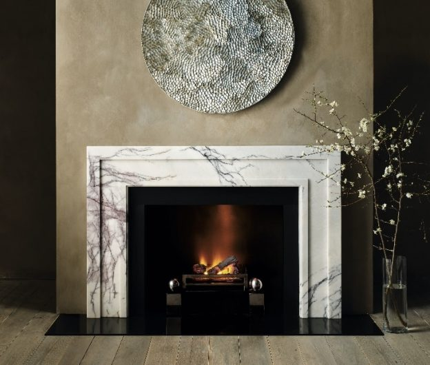 Chesneys Manhattan Fireplace