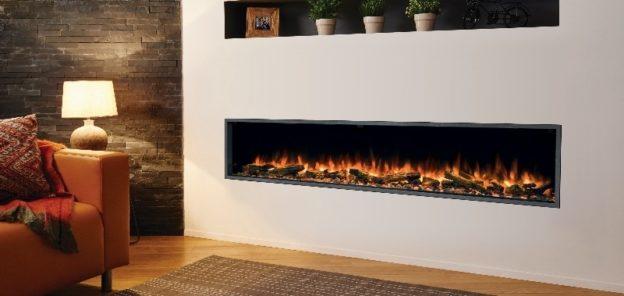Gazco Skope Inset 195r Electric Fire