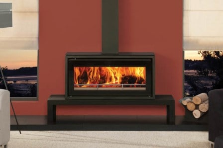 Stovax Studio 2 Freestanding Contemporary Woodburning Stove