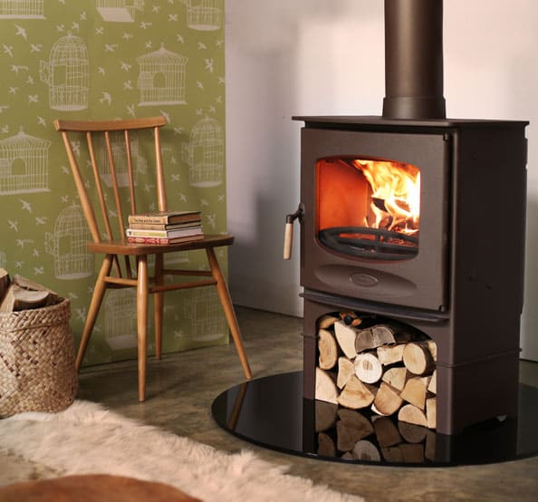 Charnwood C-Seven Woodburning or Multifuel Stove