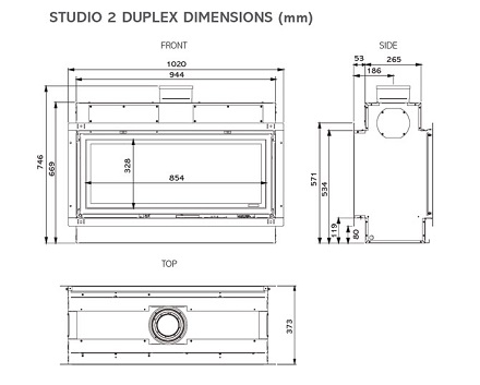 Gaxco Studio 2 Duplex