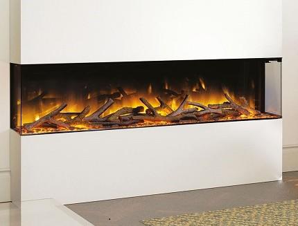 Flamerite Glazer Fire