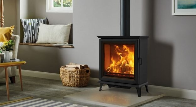 Stovax Sheraton 5 Wide Woodburning and Multi-fuel Stoves