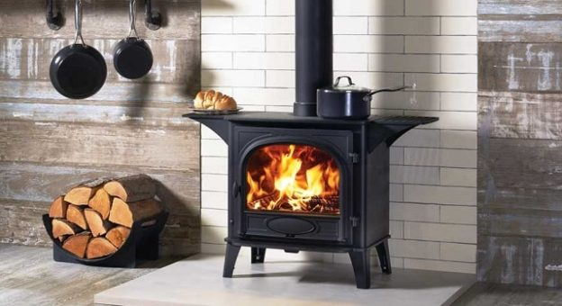 Stovax Stockton 8 CookStove